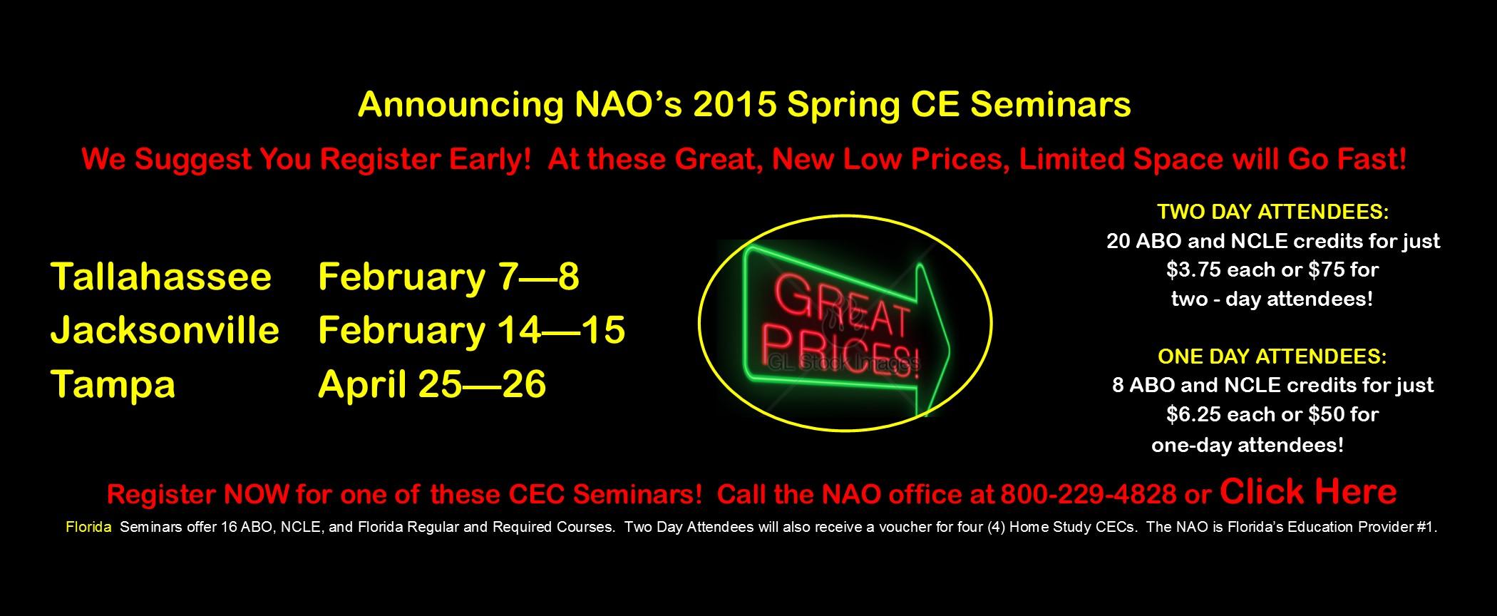 2015-Seminars