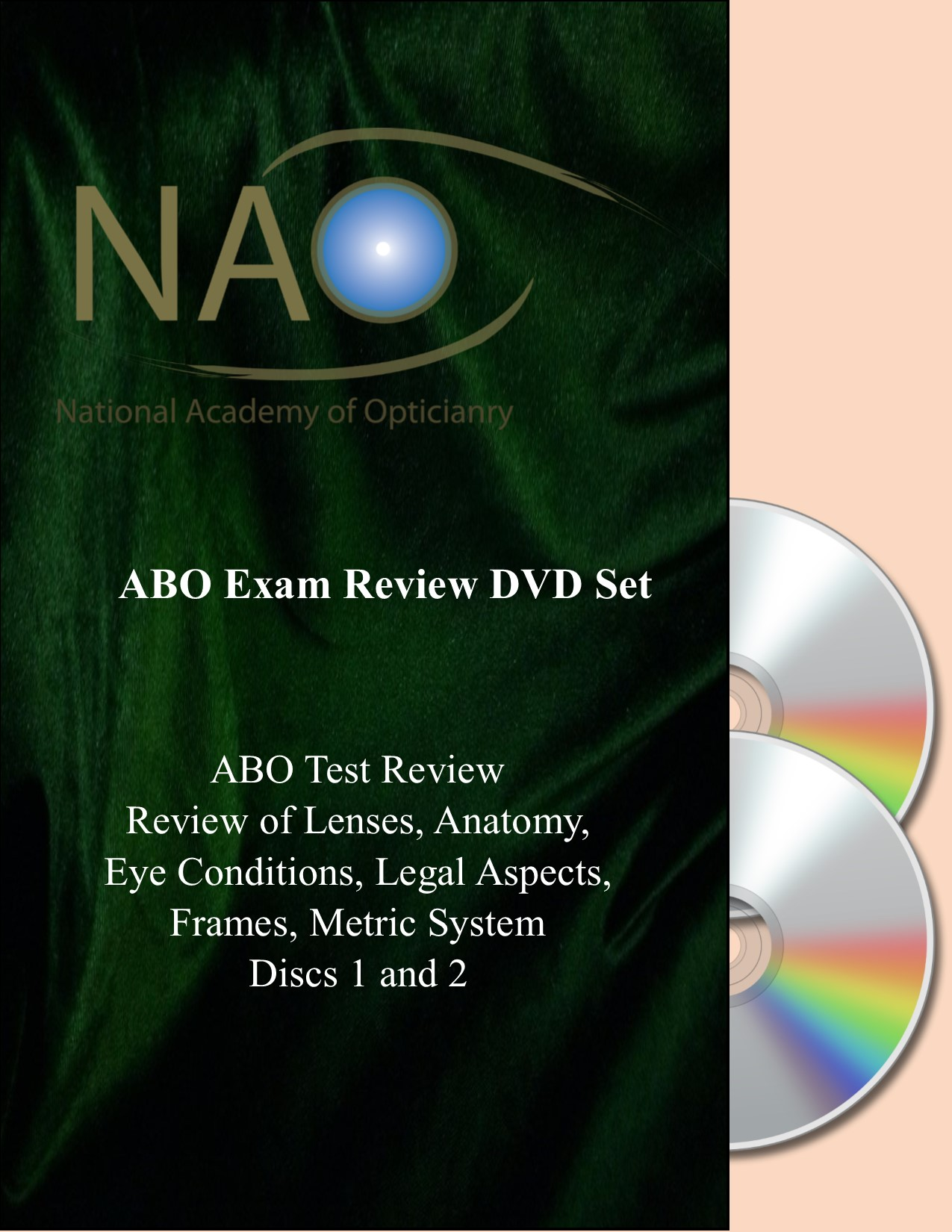 Nao Nao Exam Review Dvd Set